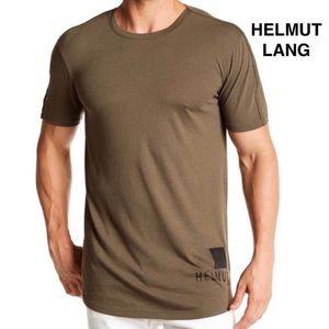 Helmut Lang T-shirt Army Green NWT Large